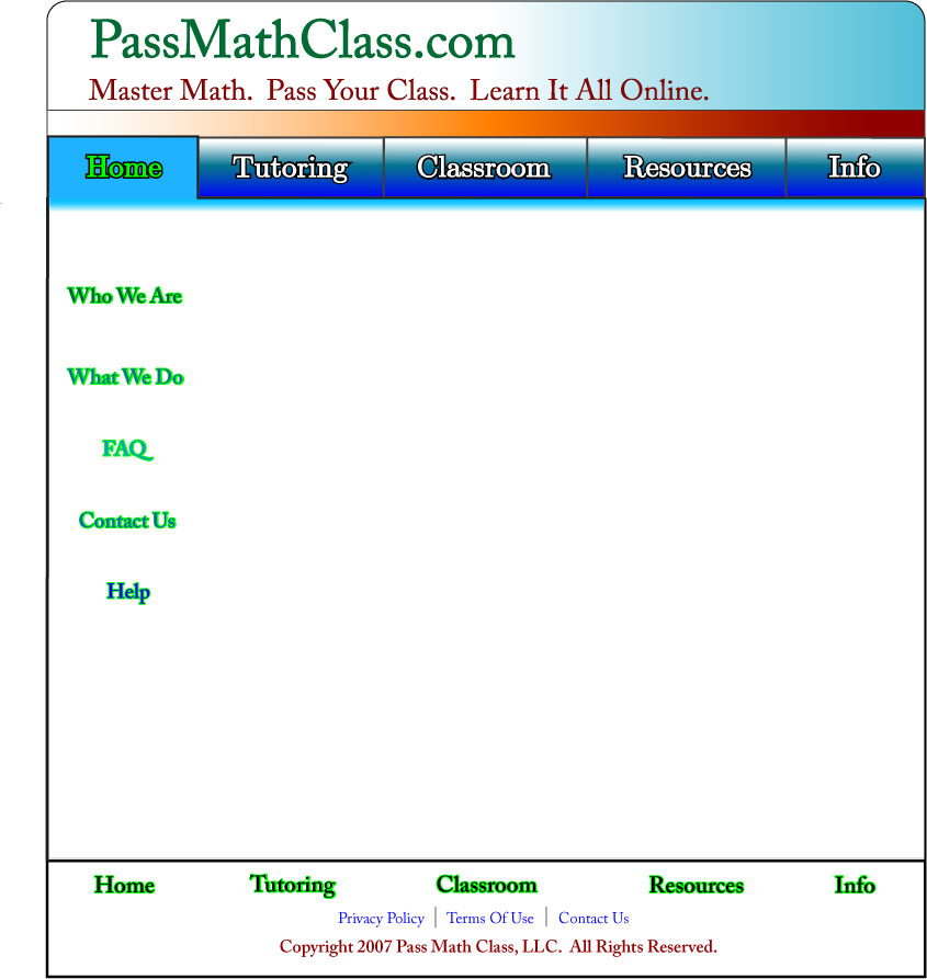 online math class We provide help in online classes for all subjects including math, business, science, liberal arts, and engineering we are here to serve you around the clock by email, live chat, and phone we are the leader in taking students online classes.